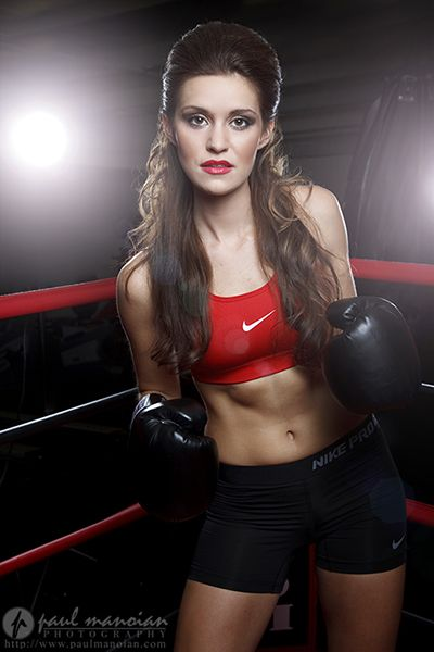fit model boxing photoshoot | Model Photographer Detroit Boxing Photo Shoot fitness model boxing ...