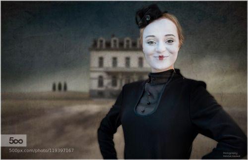 Je suis Marie Jeanne by patrickdesmet