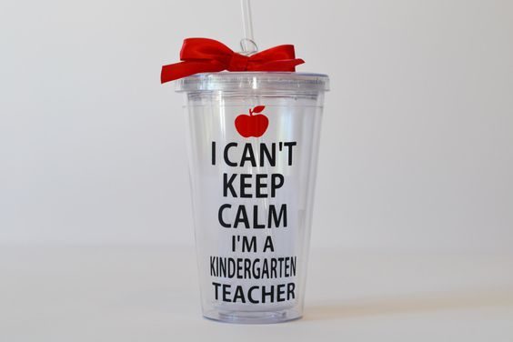 I Can't Keep Calm I'm a Kindergarten Teacher  - Teacher Gift - Custom - Personalize with Name by jumpingjune on Etsy https://www.etsy.com/listing/251566834/i-cant-keep-calm-im-a-kindergarten