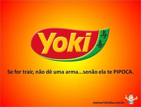 slogan Yoki