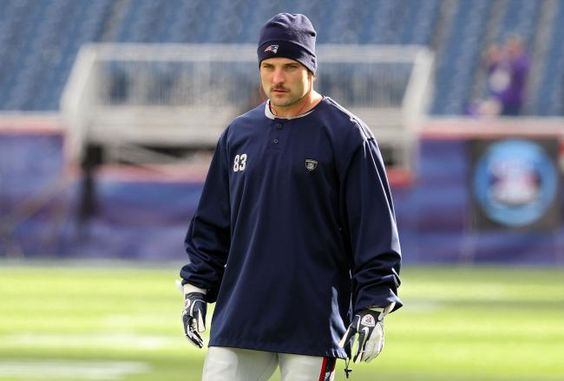Wes Welker ~ One of the best football players the Pats ever had