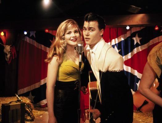 Cry Baby (1990) Johnny Depp & Amy Locane