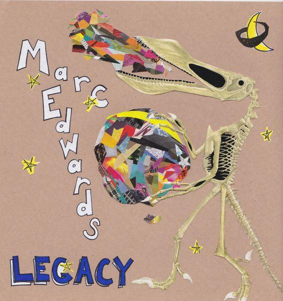 Marc Edwards Legacy Limited Edition CD
