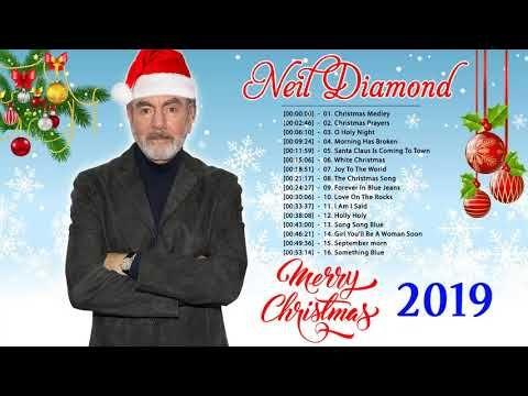 Neil Diamond Christmas Songs 2019 Neil Diamond Christmas Album Youtube Christmas Song Christmas Albums Christian Music