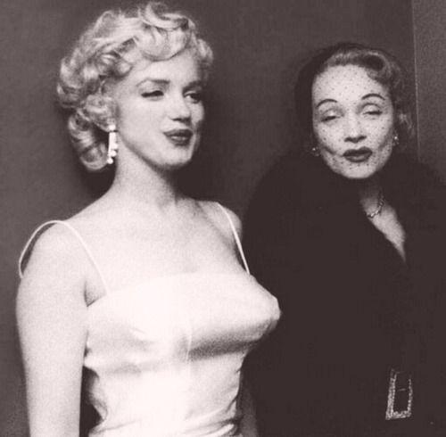Marilyn & Marlene...two great dolls.