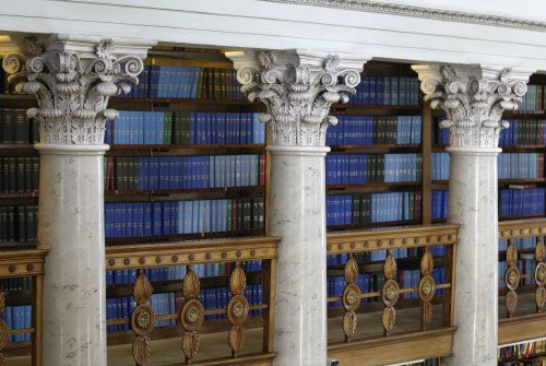 The National Library of Finland, Helsinki.