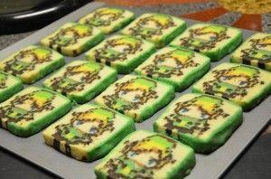 Zelda cake!