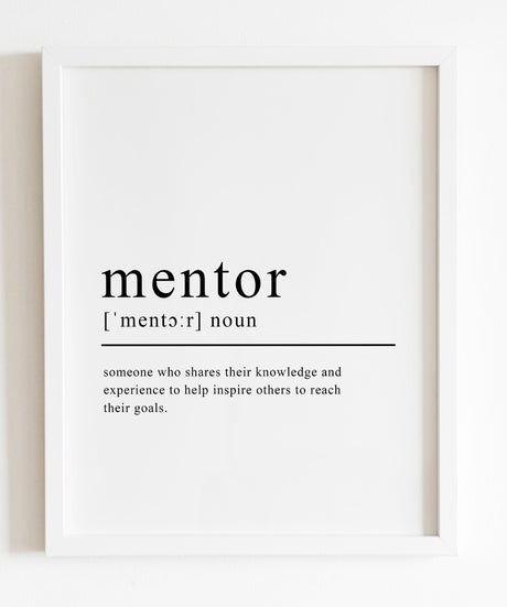 Christmas Gifts 2020 For Mentor Mentor gift Mentor teacher gift Gift for mentor Mentor   Etsy in