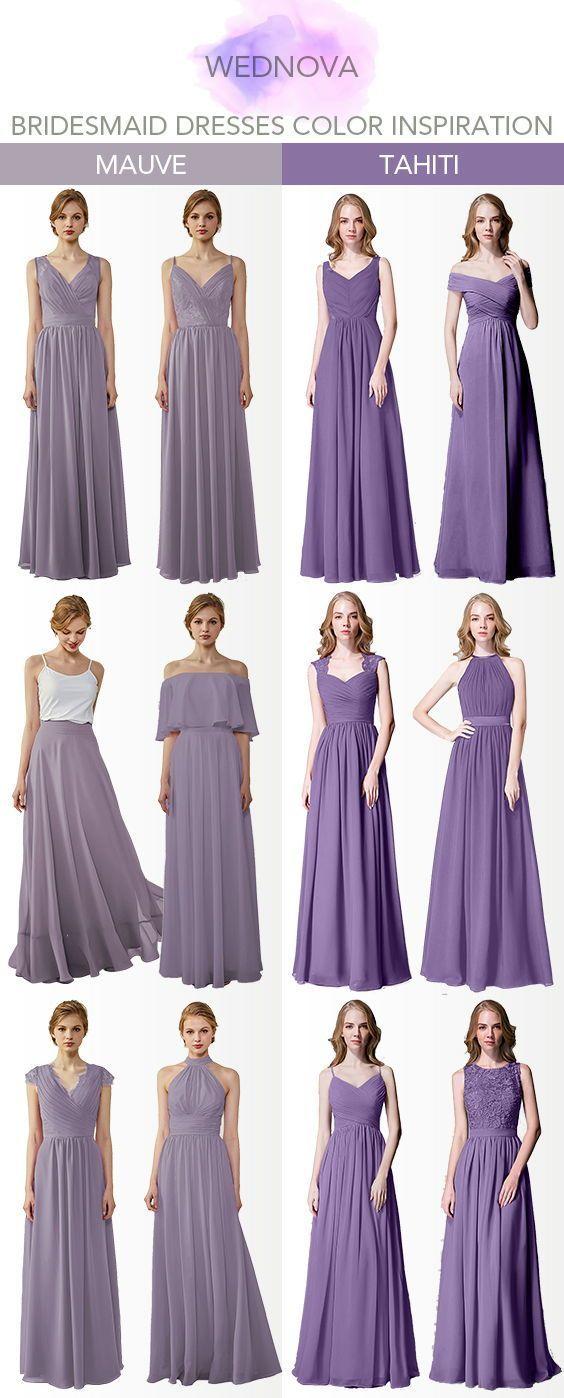 Long Short Bridesmaid Dresses Starting At 64 Size 2 30 And 80 Colors In 2020 Cheap Chiffon Bridesmaid Dresses Purple Bridesmaid Dresses Purple Bridesmaid Gowns