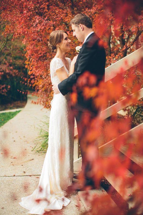 Autumn Wedding in Victoria, Australia from Mihaja Photography  Read more - http://www.stylemepretty.com/australia-weddings/2013/08/22/autumn-wedding-in-victoria-australia-from-mihaja-photography/