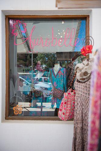 Aurobelle, Ibiza fashion boutique - White Ibiza