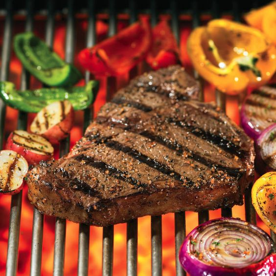Grill Mates® Montreal Steak Seasoning is an easy way to give steak restaurant quality flavor.