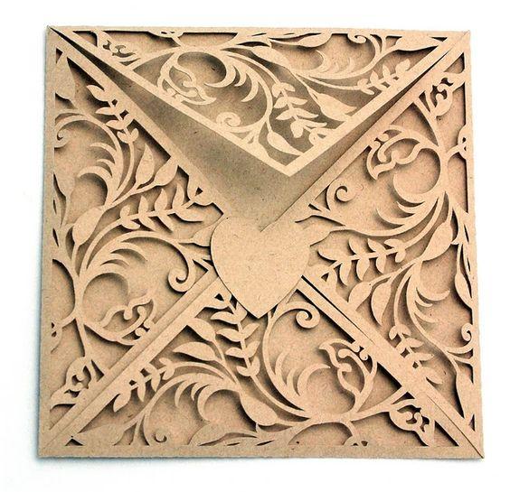 Cut cardstock