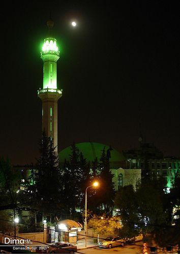 Mazzeh Jabal, Al Houda mosque | Dima Shq - Flickr