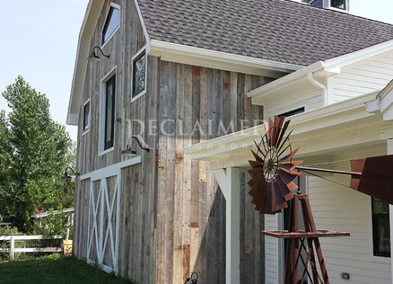 Reclaimed Designworks Lake Houses Exterior White Exterior Paint Wood Siding Exterior