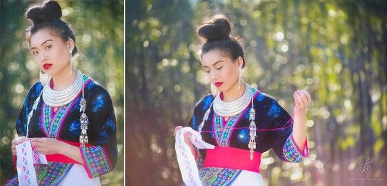 Studio Kue - Hmong Beauty