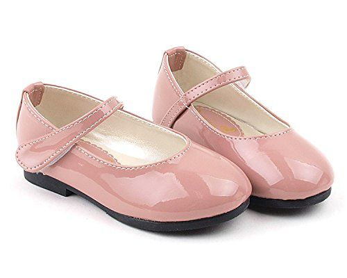 VOVOshoes GURU-008 Girls Mary Jane Classic Flat Dress Shoes ...
