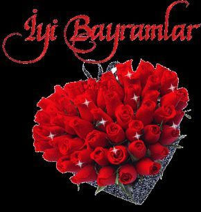 Hareketli Bayram Mesajlari Resimli Beautiful Roses Cool Words Meaningful Words