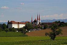 Kloster Muri, Schweiz (Kanton Aargau): Gründung der Grafen von Habsburg (1027)