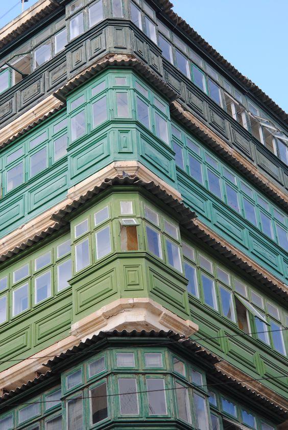 façade d'une maison à La Valette