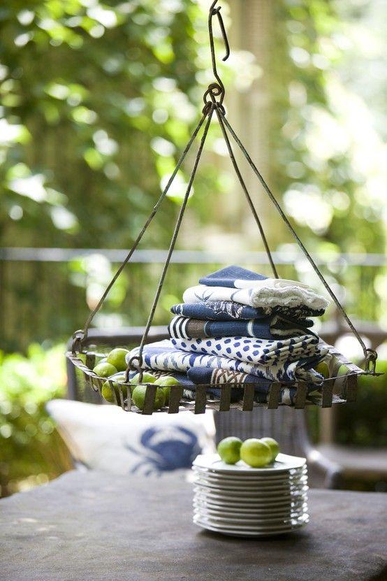 Lacefield Designs #indigo #textiles photo by Rob Brinson www.lacefielddesigns.com