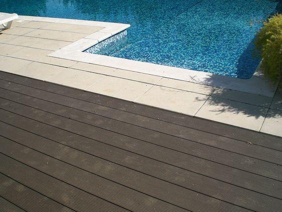 Kunststoff #Holz #Deck Kauf von Holz Kunststoff Decking WPC
