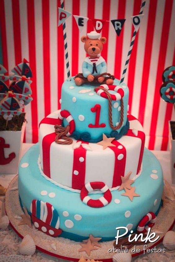 #bolo #festa #menino