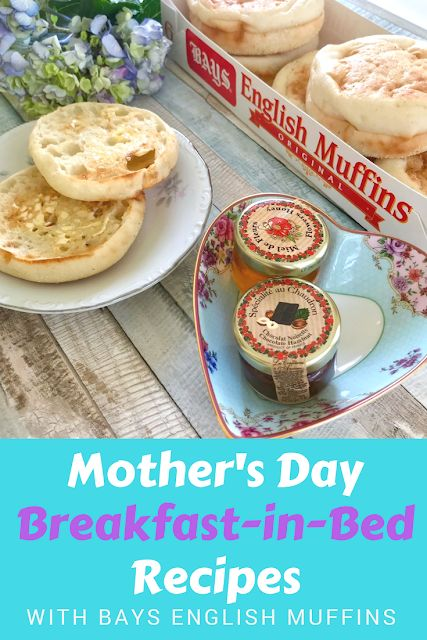 Celebrate Mother's Day with Breakfast in Bed & Chance to Win a Spa Gift Card
