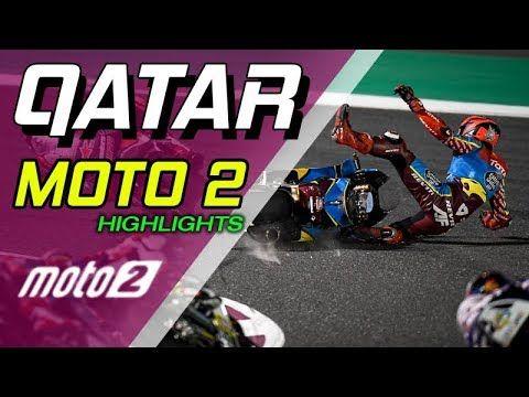 Moto 2 Qatar Motogp 2020 Full Race Highlights In 2020 Motogp Qatar Latest Sports News