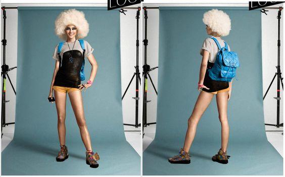 Montagem de look via www.looklet.com