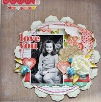 A Project by Zoe81 from our Scrapbooking Gallery originally submitted 02/05/12 at 12:06 PM