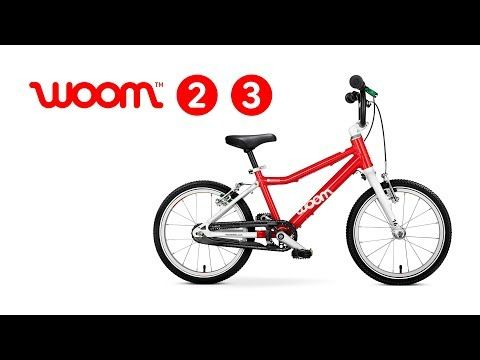 Woom 3 Kids Bike Cool Bikes Bike