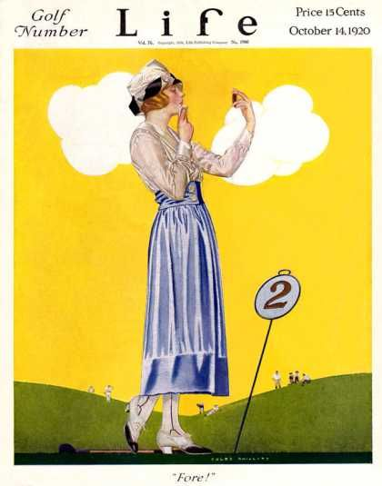 Life (Humor Magazine) - 1920-10-14