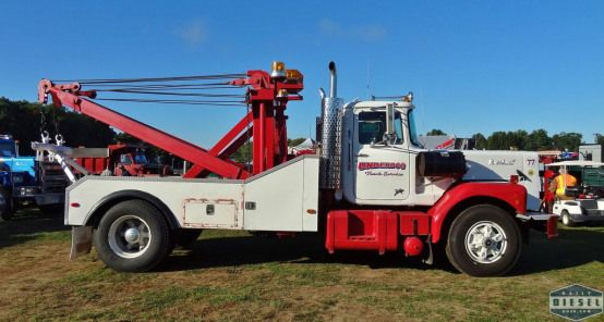 Usa Old Tow Wrecker Truck Towtruck Tow Truck Hook Tow Truck