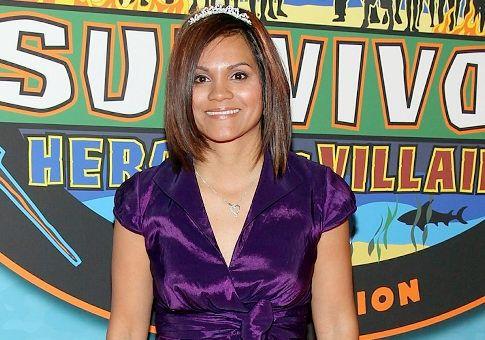 Sandra Diaz-Twine. Season 20 Winner Survivor: Heroes vs. Villains. The only two-time Survivor winner ever.