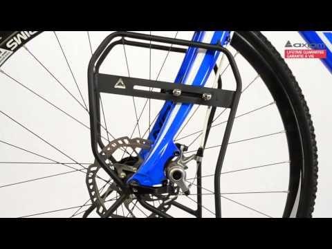Journey Suspension & Disc Lowrider - Lowrider Racks - Racks - Products - Axiom Performance Gear