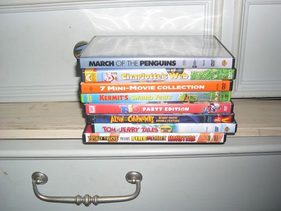KIDS DVD LOT OF 8 - 1 cent bidding free shipping https://t.co/6gK2DZNtzb https://t.co/pQIFod2kpy