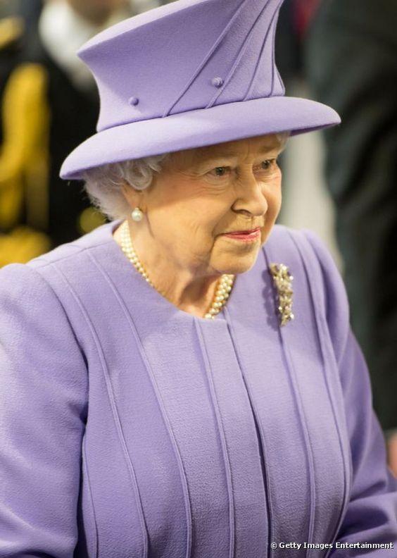 Queen Of England Hats Queen Elizabeth Ii Showed Off A