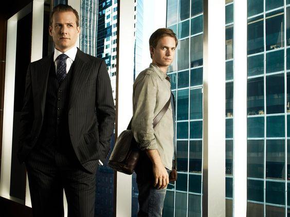 Suits. Suits. Suits.