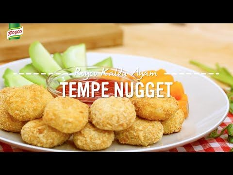 Resep Royco Tempe Nugget Youtube