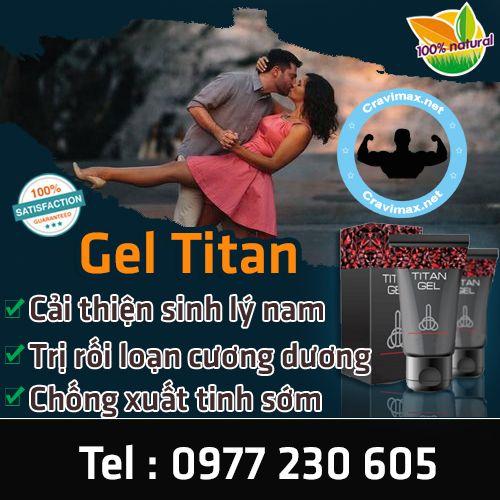 Nam giới hiện nay đang cần dòng sản phẩm cải hiện tình hình sinh lý của mình thì hãy cùng cravimax.net tìm hiểu sự thật về gel titan giúp gì cho nam giới nhé ! #geltitan #suthatvegeltitan