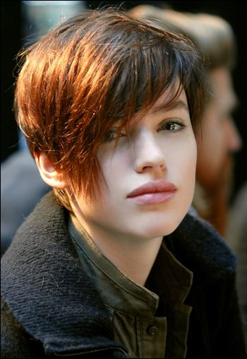 Tomboy haircut by ruby_lou | farmgirl | Pinterest | Bobs ...