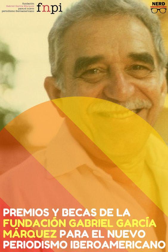 Desde diciembre del 1993 la Fundación Gabriel García Márquez para el Nuevo Periodismo Iberoamericano conocida por las siglas FNPI, ha ofrecido a periodistas de América Latina y España premios y becas especiales que les dan la oportunidad de catapultar sus carreras y viajar para conocer otras culturas.  #periodismo #premio #becas #oportunidades #journalism