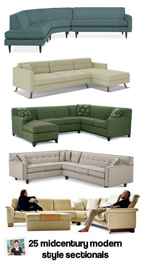 ^ 240 affordable mid century modern style sofas - from 33 companies ...