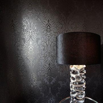 Wallpaper - Pantages Hotel Suite contemporary