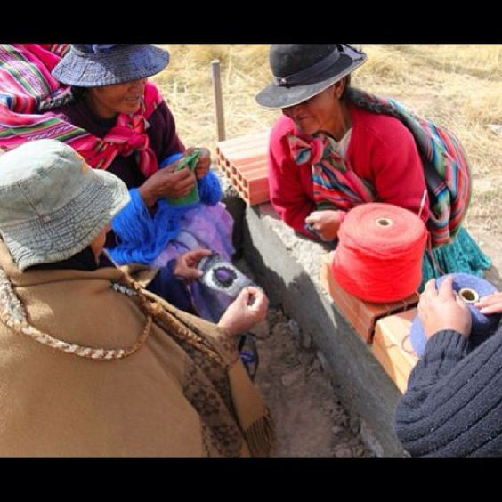 For women of the #Bolivian #Altiplano, knitting is more than just a hobby – it is often a way for them to provide for large families or to make up for unsupportive husbands, thanks to CHOICE Bolivia #knitting micro-enterprises. #choicehumanitarian #bolivia #endingpoverty