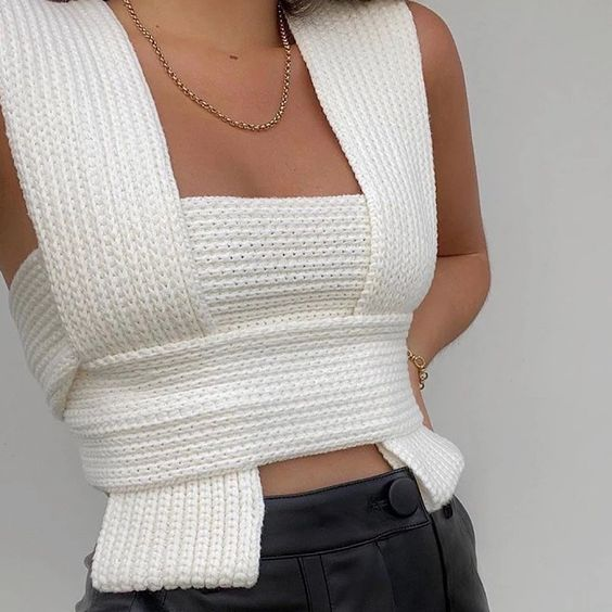 5 Ways To Style Crochet Clothes
