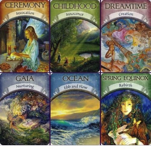 earth magic oracle cards free reading