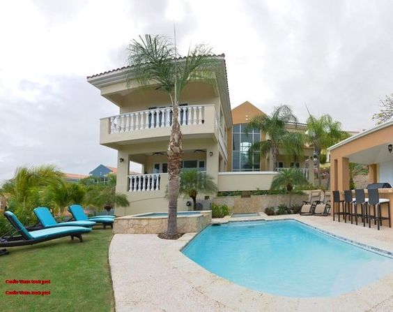 Castle View-Palmas Del Mar, Northeast Coast 6 bed/ 6 bath $1000-1600/night