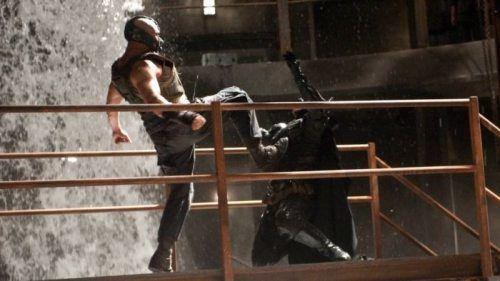Batman VS Bane-Behind the Scenes
